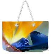 Bird-of-paradise Weekender Tote Bag