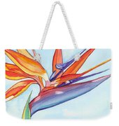 Bird Of Paradise IIi Weekender Tote Bag