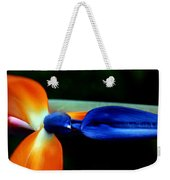 Bird Of Paradise Study 1 Weekender Tote Bag