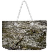 Bird On A River Weekender Tote Bag