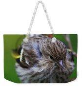 Bird Perch Weekender Tote Bag
