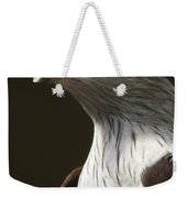Bird Portrait Weekender Tote Bag