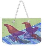 Bird Redo 2.2 Weekender Tote Bag