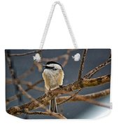 Bird Song Weekender Tote Bag