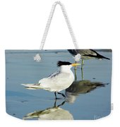 Bird - Tern - Reflection Weekender Tote Bag