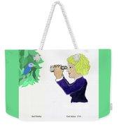 Bird Watcher Weekender Tote Bag