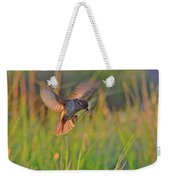 Bird With Prey Weekender Tote Bag