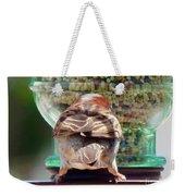 Birdie Rump Weekender Tote Bag