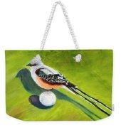 Birdie Time Weekender Tote Bag