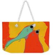 Birdies - Q11a Weekender Tote Bag