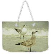 Seabirds View Weekender Tote Bag