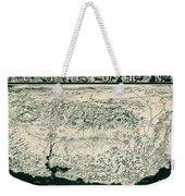 Birds-eye View Of California Weekender Tote Bag