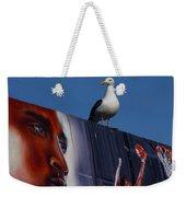 Birds Eye View Weekender Tote Bag