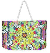 Birds Of A Feather Weekender Tote Bag
