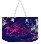 Birds Of Paradise Weekender Tote Bag