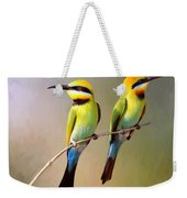 Birds On A Branch Weekender Tote Bag