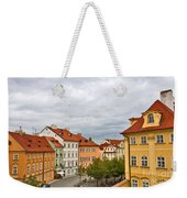 Birds Over Prague Weekender Tote Bag
