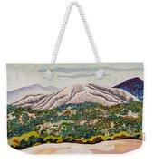 Birdseye Landscape #4 Weekender Tote Bag
