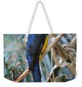 Birdy Weekender Tote Bag