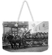 Birk Brothers Brewing Company C. 1895 Weekender Tote Bag