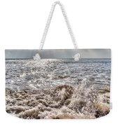 Birling Gap Waves Weekender Tote Bag