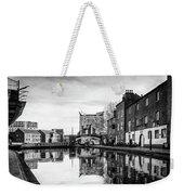 Birmingham Canal Weekender Tote Bag