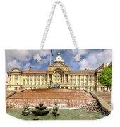Birmingham City  Town Hall  Weekender Tote Bag