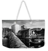 Birmingham Waterway Weekender Tote Bag
