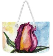 Birth Of A Life Weekender Tote Bag