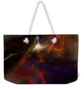 Birth Of A Thought Weekender Tote Bag by David Lane