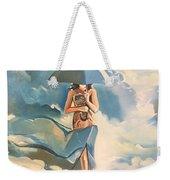 Birth Of Air And Water Weekender Tote Bag