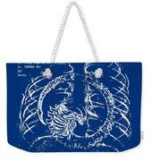 Birth Of Alien Weekender Tote Bag