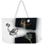 Birth Of Terpsichore Weekender Tote Bag