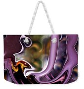 Birth Of The Phoenix Abstract Weekender Tote Bag