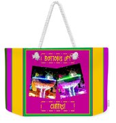 Birthday Girl's Birthday Wishes Weekender Tote Bag