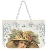 Birthday Lady Weekender Tote Bag