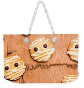 Biscuit Gathering Of Monster Mummies Weekender Tote Bag