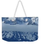 Bison And The Grand Weekender Tote Bag