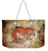 Bison From The Altamira Caves Weekender Tote Bag