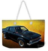 Black A9x Weekender Tote Bag