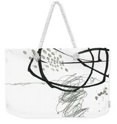 Black And White # 10 Weekender Tote Bag