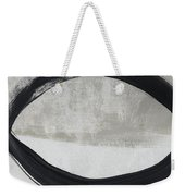 Black And White Abstract 2- Art By Linda Woods Weekender Tote Bag