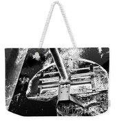 Black And White Basketball Art Weekender Tote Bag