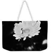 Please Remember I Am A Bee On A Flower Weekender Tote Bag