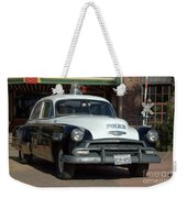 Black And White In Color Weekender Tote Bag