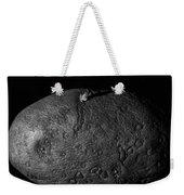 Black And White Potato Weekender Tote Bag