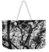 Black And White Tree 2 Weekender Tote Bag