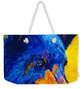 Black Bear Cub 2 Weekender Tote Bag