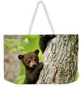 Black Bear Pictures 84 Weekender Tote Bag
