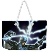 Black Bolt Weekender Tote Bag